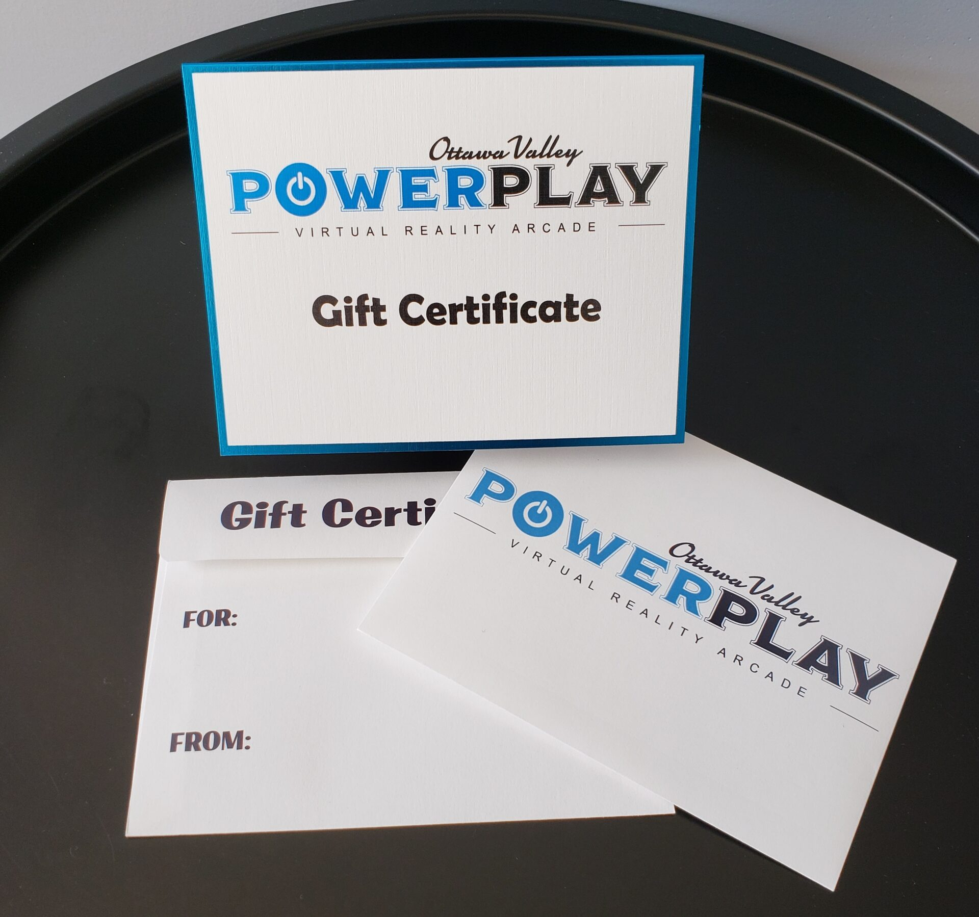 OV Power Play Gift Card