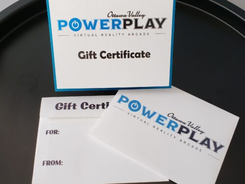OV Power Play Gift Card